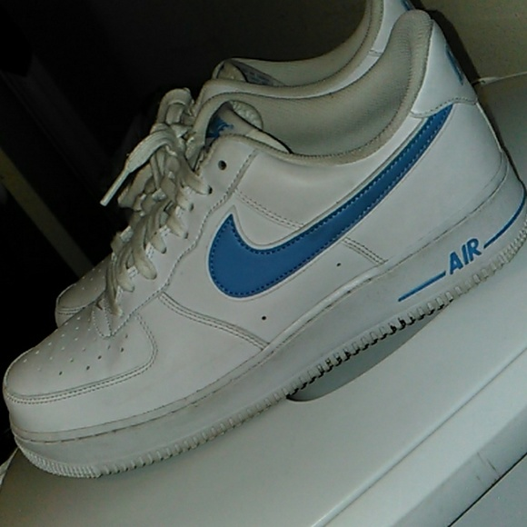 Nike Shoes | White Air Force One Baby